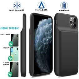 For iPhone 12 Pro/Max/Mini/11 Pro Max Backup Charging Case P