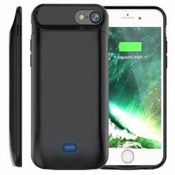 For iPhone 6 6s 7 8 Plus Portable Power Bank Charger Externa