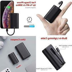 iWALK Portable Charger 9000mAh Ultra-Compact Power Bank with