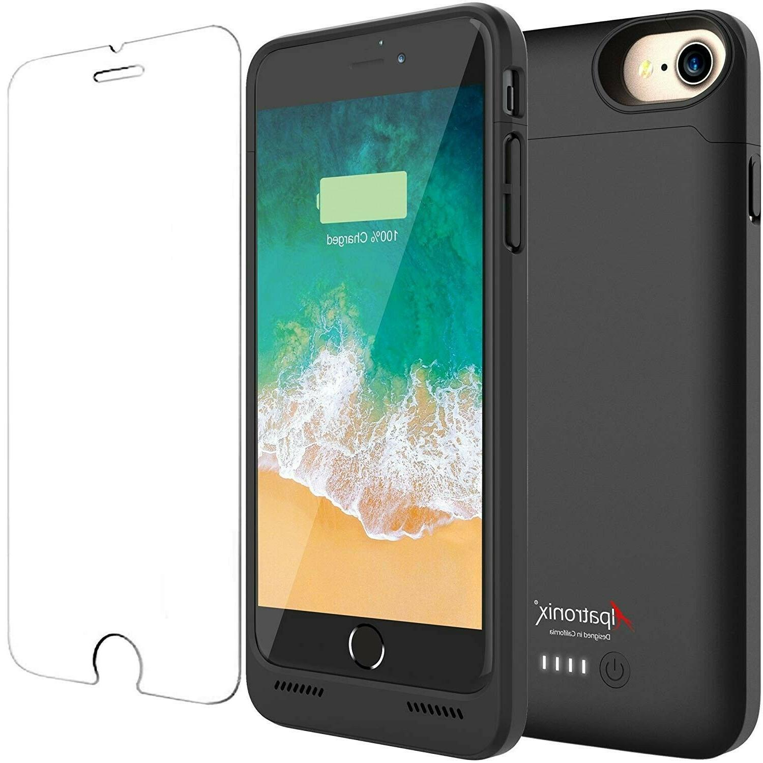 iphone 8 7 battery case bx180 charger