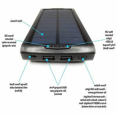 Solar Charger, Solar Charger,