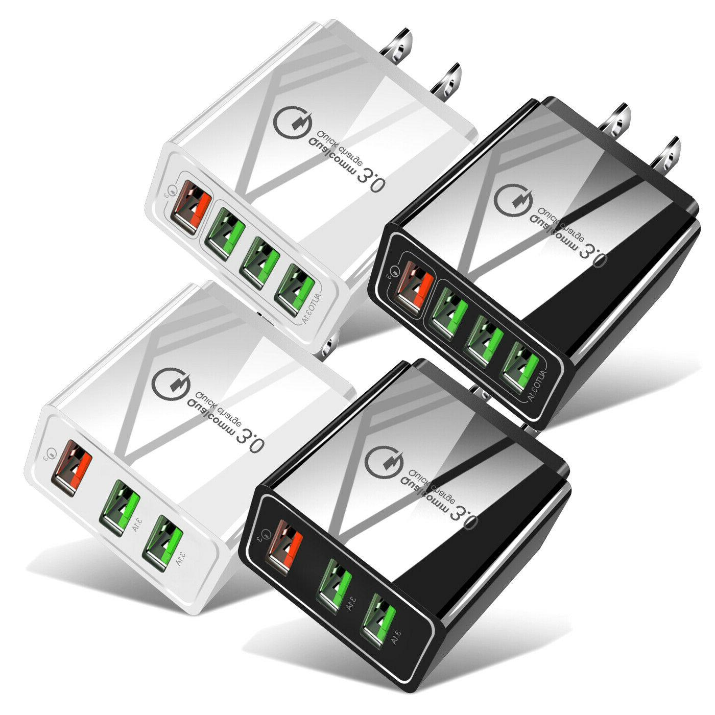 usb fast quick charger wall power adapter