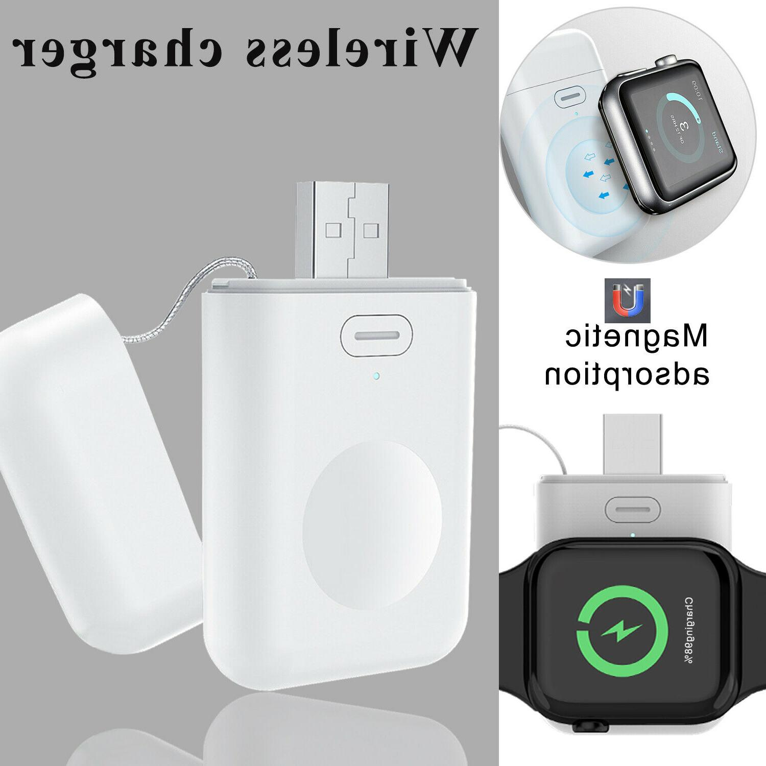 wireless charger power bank for apple watch