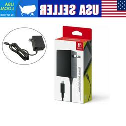 Portable AC Power Adapter Charger - For Nintendo Switch Orig