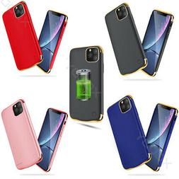 Portable Battery Power Bank Case Backup Slim Charger Cover F