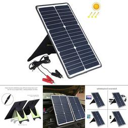 Portable Solar Panel Charger Power Generator Station for Tra