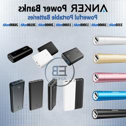 Anker Power Bank Portable Battery Charger Fast mAh lot High