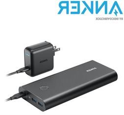 Anker PowerCore+ 26800 PD with 27W Portable Charger Bundle f