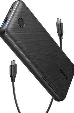 Anker USB C Portable Charger, PowerCore Essential 20000 PD N