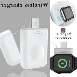Wireless Charger Power Bank For Apple Watch iWatch 5/4/3/2/1